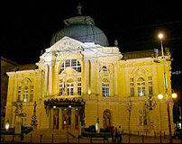 Hungarian Theater